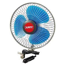 6 inch oscillating fan 0 210 32 durite 12v dc oscillating 6 vehicle cabin fan