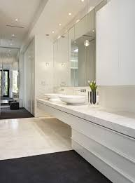 Tv In Mirror Bathroom by Large Frameless Bathroom Mirror Trends Including Mirrors Uk Images