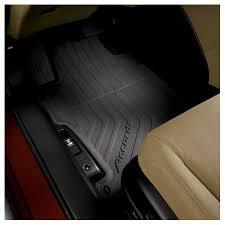 2014 honda accord all weather floor mats 08p13 t2a 110 honda all season floor mats accord sedan hybrid