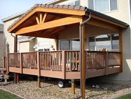 Design For Decks With Roofs Ideas Amazing Design For Decks With Roofs Ideas Roof Deck Design