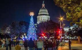 Austin Texas Christmas Lights by Holidays In Austin Visit Austin Tx