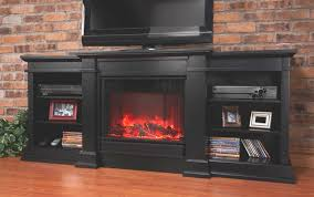 Electric Media Fireplace Black Electric Fireplaces Fireplace Ideas
