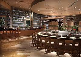 Interior Design Restaurant by Elegant Japanese Style Restaurant Interior Design Of Okada Las