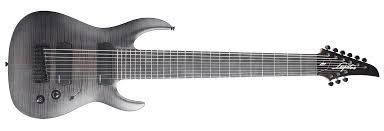 fanned fret 7 string ninja r 200 multi scale 7 string legator guitars