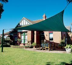 premier triangle shade sail coolaroo