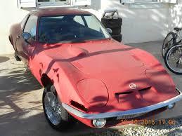 opel pink opel gt retro build retro rides