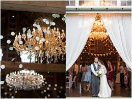 Wedding Chandeliers Farm Wedding With Vintage Details Rustic Wedding Chic