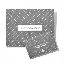 gift of the month birchbox subscription gift cards