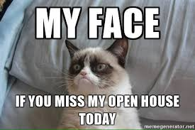 Open House Meme - wine gallery home facebook