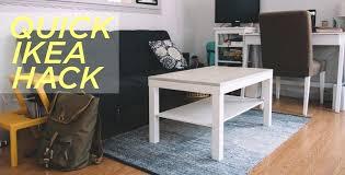 Ikea Coffee Table Lack Ikea Lack Coffee Table Hack Akiyo Me