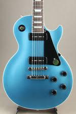 light blue gibson les paul gibson les paul classic 2018 pelham blue electric guitar ebay