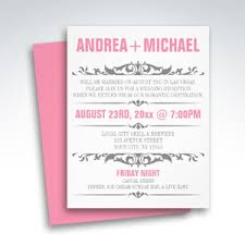 reception only invitations wedding invitation wording reception only ceremony new