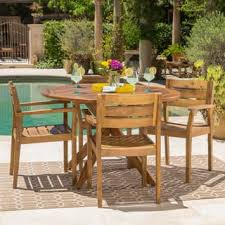 round patio furniture outdoor seating u0026 dining for less