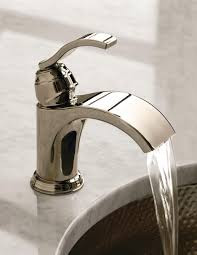 Danze Bathroom Fixtures Watersense Certified Waterfall Faucet From Danze Remodel Ideas