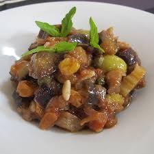 cuisine sicilienne recette la recette de lefebvre la caponata cuisine plurielles fr