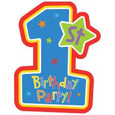 1st birthday 1st birthday invitations boy big w