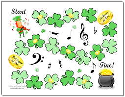 st patrick u0027s day games for kids adults preschoolers party