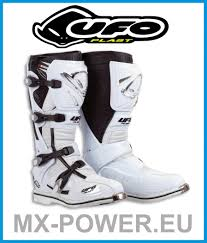 ufo motocross helmet ufo boots hero for cross enduro and mx