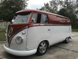 volkswagen new van classic volkswagen bus for sale on classiccars com
