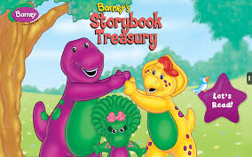 amazon com barney u0027s storybook treasury appstore for android