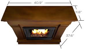 Amazon Gel Fireplace by Amazon Com Chateau Gel Fireplace In Espresso Home U0026 Kitchen
