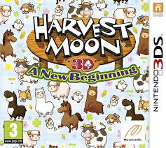 harvest moon a new beginning nintendo 3ds amazon co uk pc