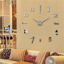 Unique Large Wall Clocks Compare Prices On Unique Large Wall Clock Online Shopping Buy Low
