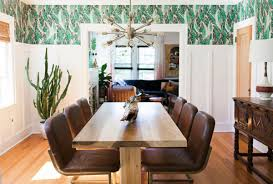 Modern With Vintage Home Decor Before U0026 After Modern Vintage Dining Room Reveal Jessica Brigham