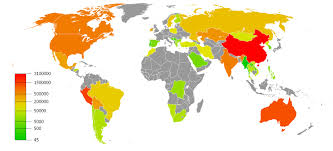 list of countries by zinc production