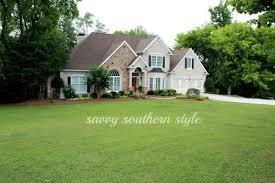 house tour kim nichols u0027savvy southern style u0027 blogger shows off