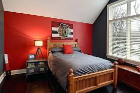 accent wall ideas bedroom red accent wall ideas epic red accent wall in master bedroom