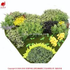 artificial green wall fake vertical garden indoor wall plant