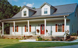 House Dormers Kodiak Steel Homes Models And Features