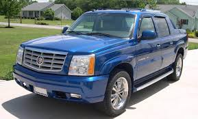 cadillac truck cadillac escalade ext technical details history photos on better