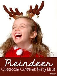 diary of a not so wimpy teacher reindeer themed classroom