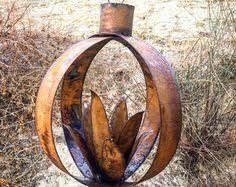 kokopelli sculpture abstract sculpture garden art metal art garden