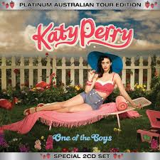 one of the boys australia tour edition by katy perry