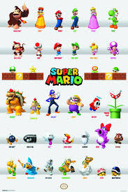 images of mario brothers characters kids coloring europe