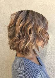 long bob hairstyles with low lights low lights soft caramel highlights with a layered bob short