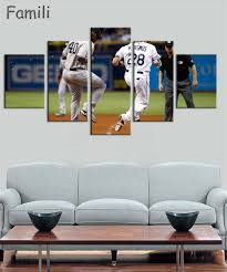 New York Yankees Home Decor by Online Get Cheap Yankees Canvas Aliexpress Com Alibaba Group