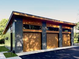 plan 62636dj modern garage plan with 3 bays modern garage plan 62636dj modern garage plan with 3 bays