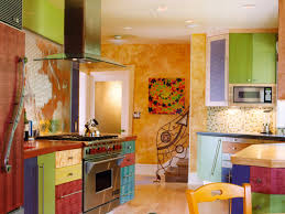Double Sided Kitchen Cabinets One Wall Kitchen Ideas And Options Hgtv