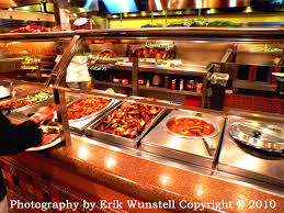 Best Seafood Buffet Las Vegas by Vegas Now U0026 Then