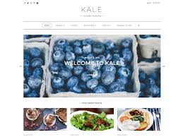 themes for my story kale free wordpress themes