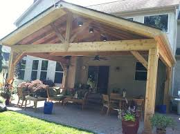 Covered Patio Ideas For Backyard Covered Patio This Will Be Our Patio Coming This Summer Can