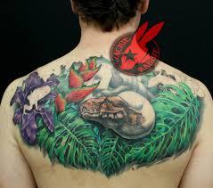 jackie rabbit tattoos u0027s most interesting flickr photos picssr