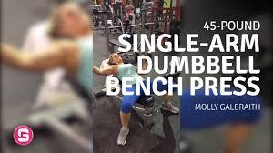 single arm incline db bench press part 23 single arm incline