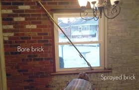 How To Paint Home Interior Painting Brick Walls Exterior Mesmerizing Interior Design Ideas