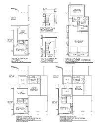 plan f874 cross creek ranch 80 u0027 in fulshear tx