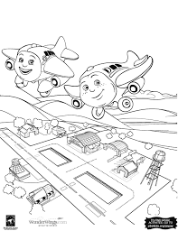 jay jay jet plane color snuffy coloring book pbs kids